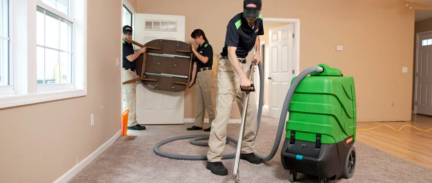 Brookville, PA residential restoration cleaning
